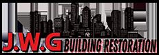 JWG Building Restoration Logo
